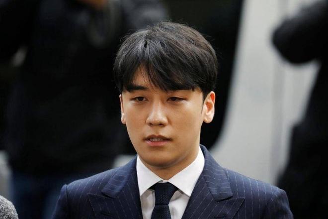 Cac nghe si nha YG phan ung the nao voi scandal sex cua Seungri hinh anh 1