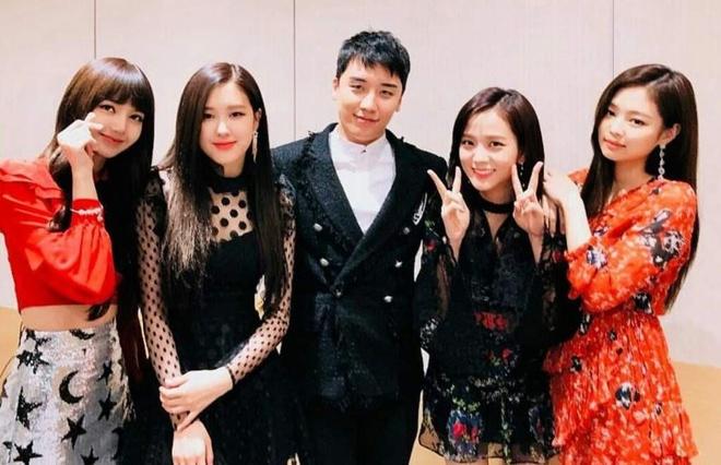Cac nghe si nha YG phan ung the nao voi scandal sex cua Seungri hinh anh 7