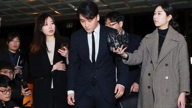 Cac nghe si nha YG phan ung the nao voi scandal sex cua Seungri hinh anh 2