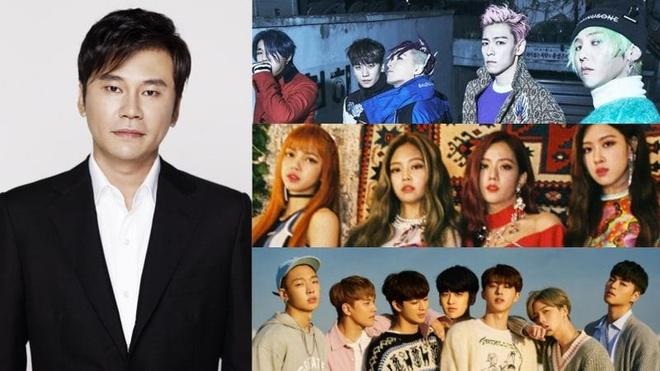 Ke hoach cua YG cho Big Bang sau vu be boi cua Seungri hinh anh 10
