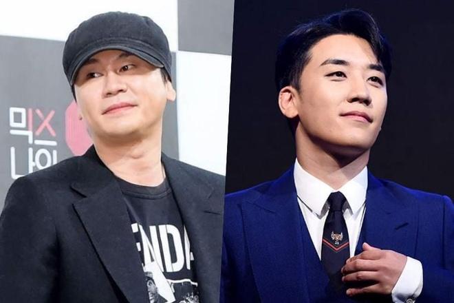 Ke hoach cua YG cho Big Bang sau vu be boi cua Seungri hinh anh 1