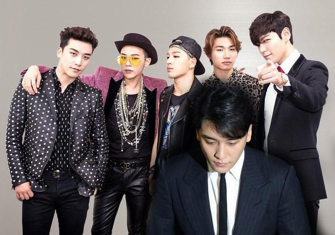 Ke hoach cua YG cho Big Bang sau vu be boi cua Seungri hinh anh 8