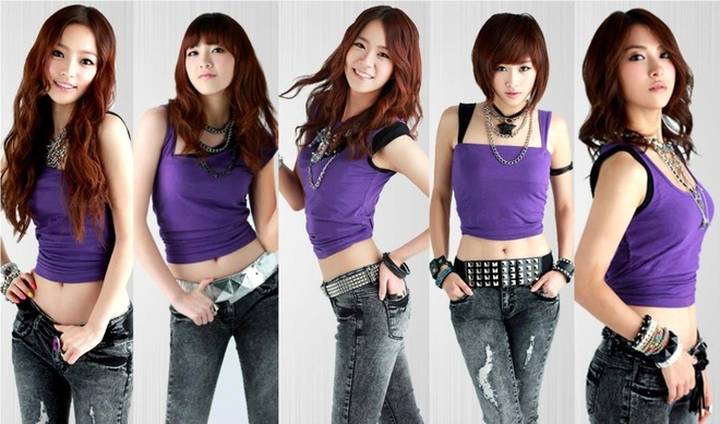 nghe si Kpop co anh huong nhat tai Nhat anh 9