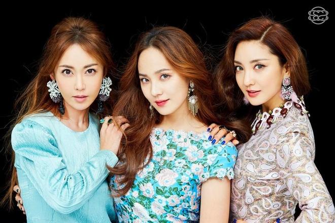 3 nhom nu tieu thu nhieu album nhat tai Han Quoc moi thoi dai hinh anh 5