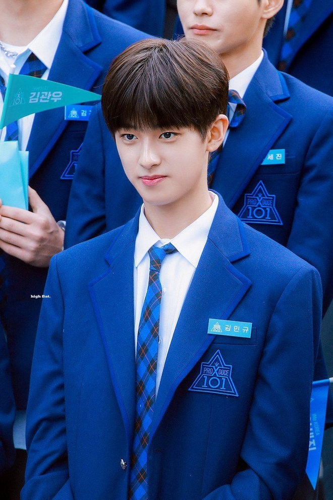Thuc tap sinh ProduceX101 anh 1