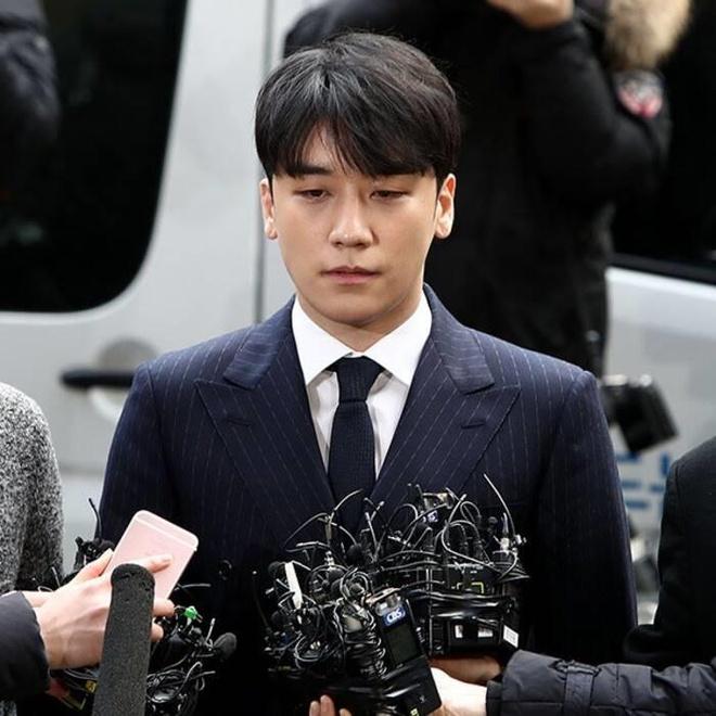 Dai MBC tiet lo chi tiet trong lenh de nghi bat giu Seungri hinh anh 2