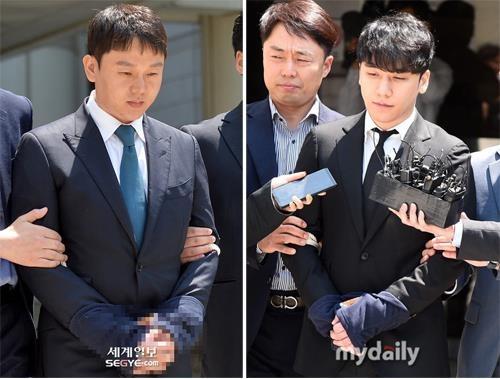 Dai MBC tiet lo chi tiet trong lenh de nghi bat giu Seungri hinh anh 1