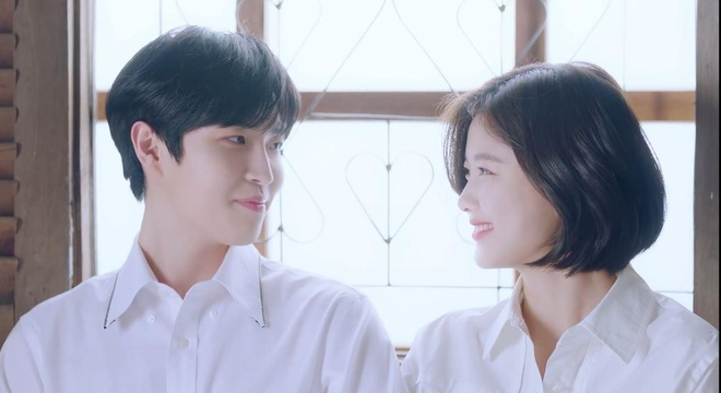 Yoo Jung xuat hien an tuong trong MV ra mat cua giong ca chinh WANNA ONE anh 4