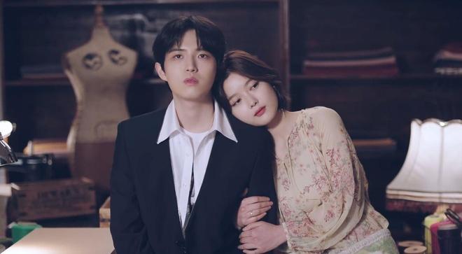 Yoo Jung xuat hien an tuong trong MV ra mat cua giong ca chinh WANNA ONE anh 5