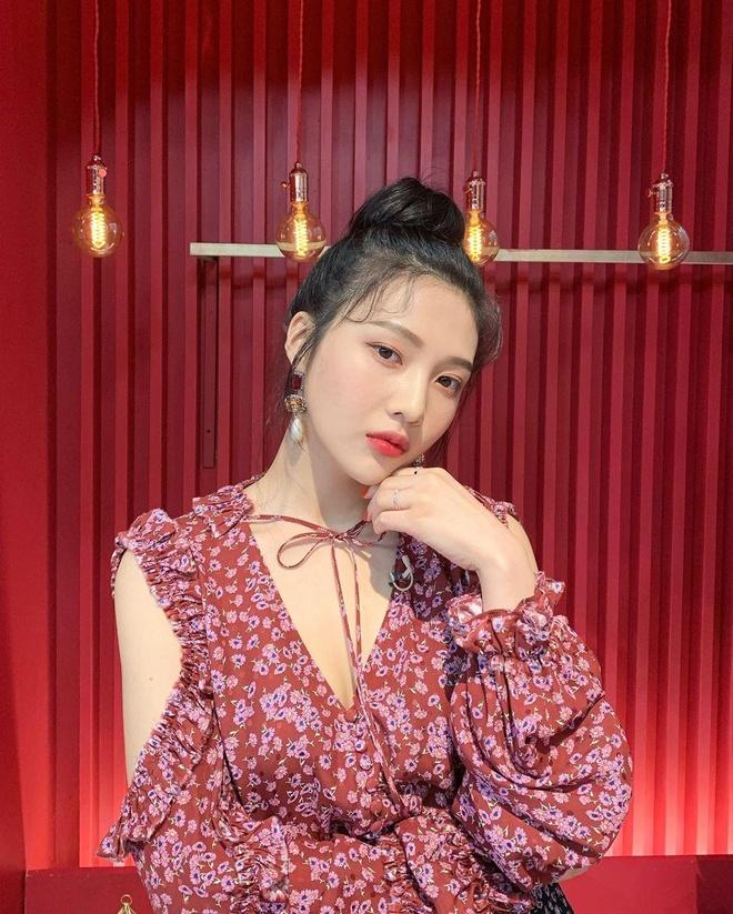 Joy (Red Velvet) khoe ve dep tre trung, tuoi tan trong doi thuong hinh anh 5