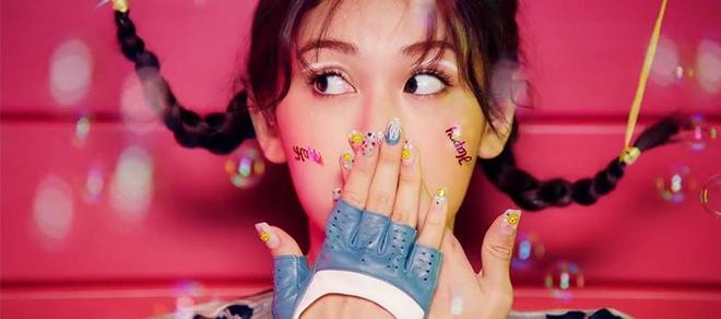 'Bup be song' 10X Jeon Somi xinh dep, ca tinh trong MV solo dau tay hinh anh 5
