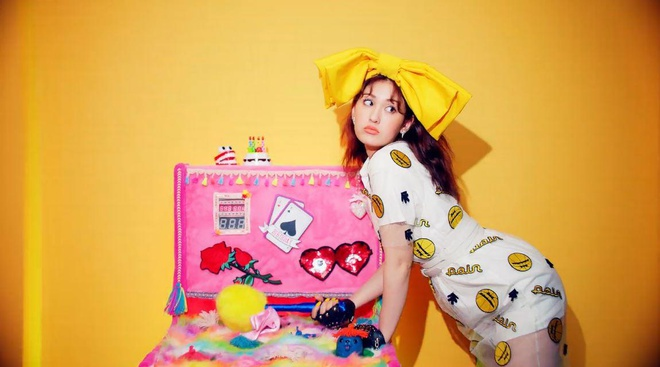 'Bup be song' 10X Jeon Somi xinh dep, ca tinh trong MV solo dau tay hinh anh 8