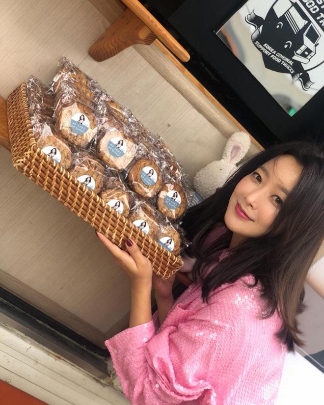 Kim Hee Sun - bieu tuong sac dep tre trung o tuoi 42 hinh anh 8