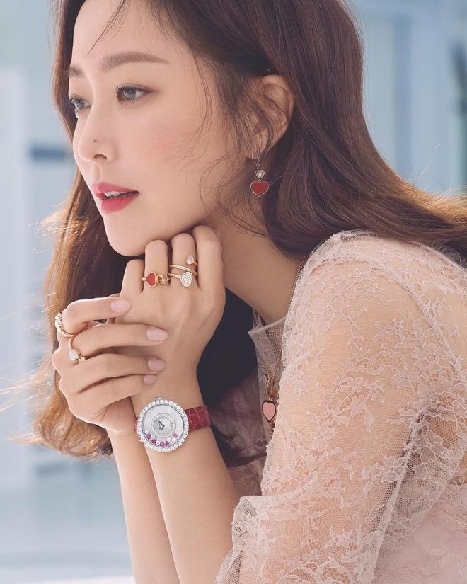 Kim Hee Sun - bieu tuong sac dep tre trung o tuoi 42 hinh anh 10