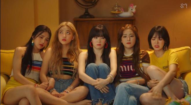 Red Velvet tro lai, 'nu than' Irene thang hang nhan sac hinh anh 2