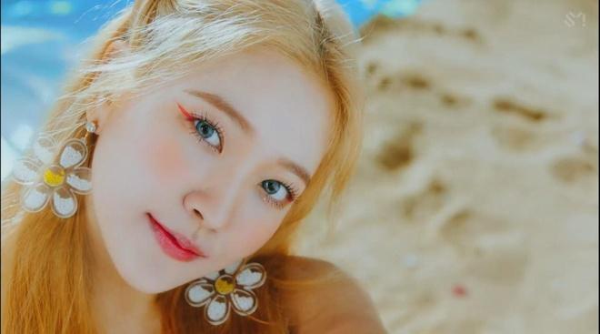 Red Velvet tro lai, 'nu than' Irene thang hang nhan sac hinh anh 12
