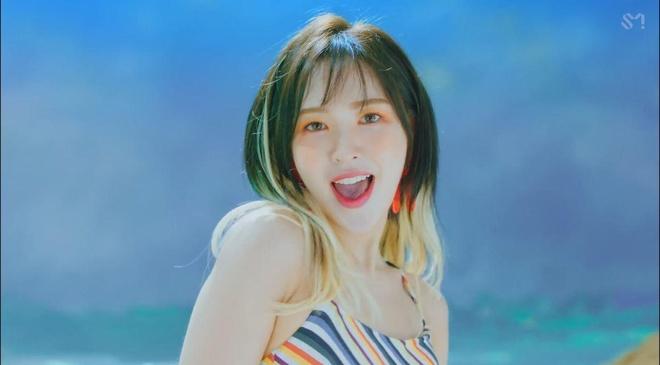 Red Velvet tro lai, 'nu than' Irene thang hang nhan sac hinh anh 6