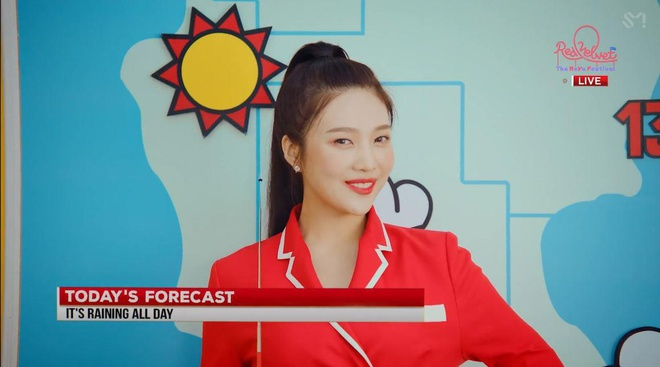 Red Velvet tro lai, 'nu than' Irene thang hang nhan sac hinh anh 11