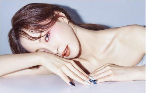 Han Ye Seul tren tap chi anh 3