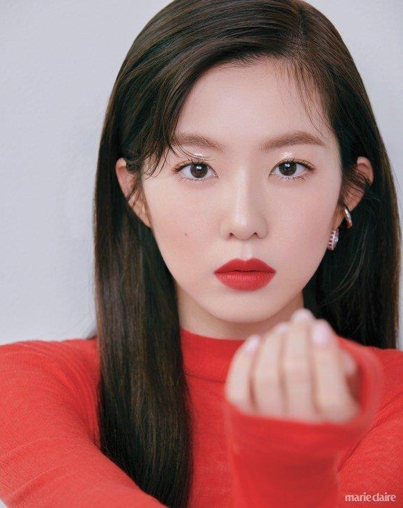Irene tren tap chi anh 5