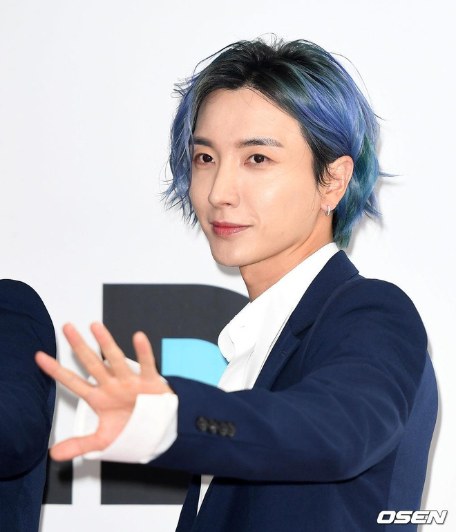 Super Junior va dan tan binh Kpop noi bat tren tham do be mac hinh anh 13