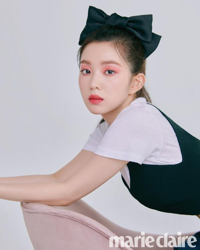 Irene tren tap chi anh 2