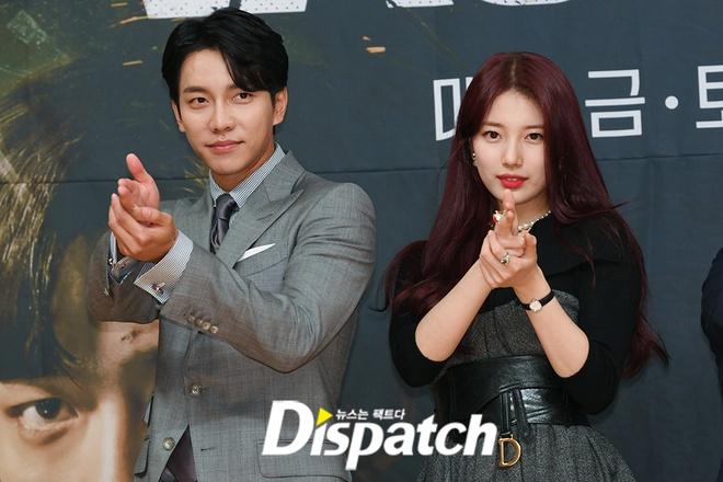 'Tình đầu quốc dân' Suzy nổi bật trong họp báo ra mắt phim mới