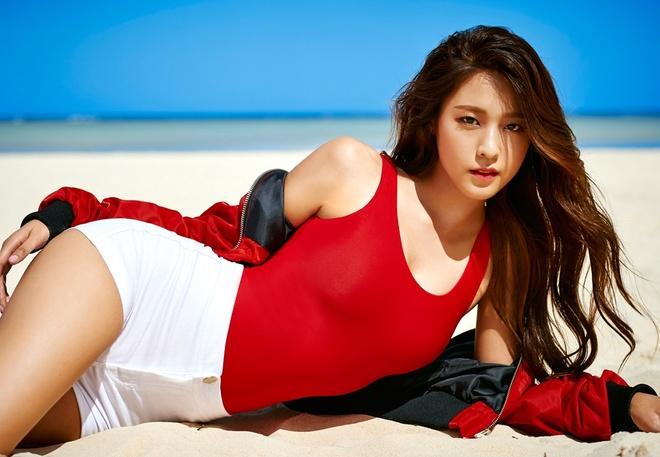 nu idol quyen ru nhat Kpop anh 10