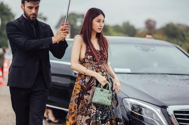 Suzy,  Rose tai Paris Fashion Week 2019 anh 2