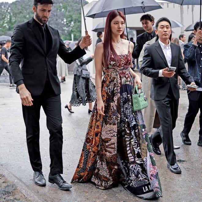 Suzy,  Rose tai Paris Fashion Week 2019 anh 4