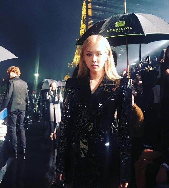 Suzy,  Rose tai Paris Fashion Week 2019 anh 12