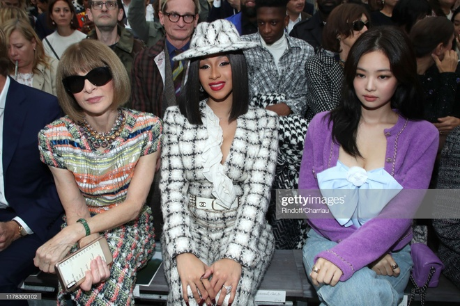 Jennie tai Paris Fashion Week anh 6