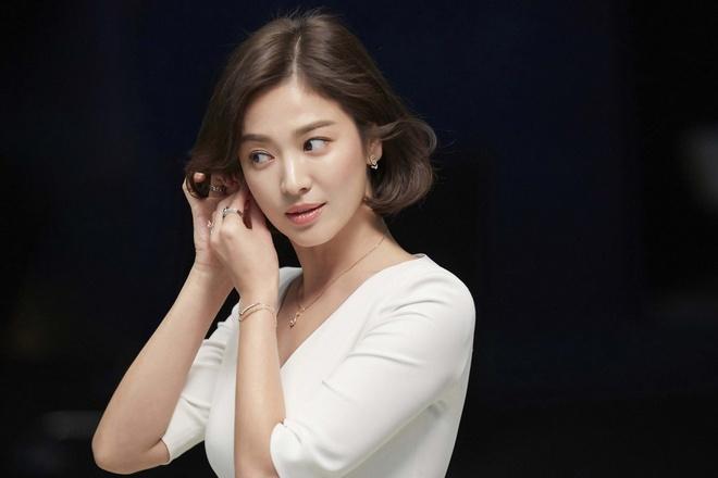 Bao Anh binh chon my nhan dep nhat xu Han, Song Hye Kyo dung dau hinh anh 1