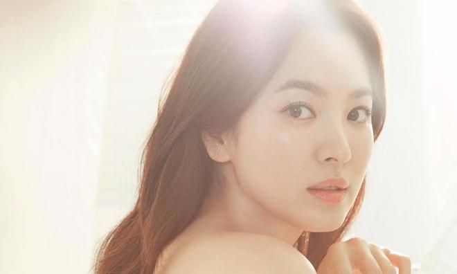 Bao Anh binh chon my nhan dep nhat xu Han, Song Hye Kyo dung dau hinh anh 2