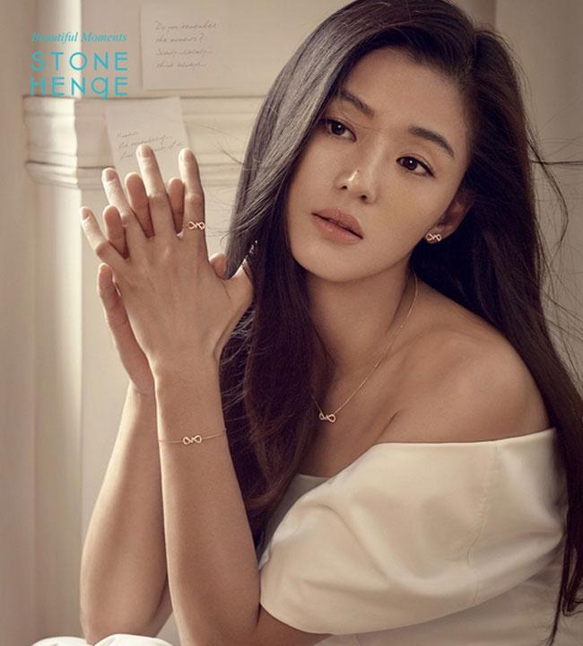 Bao Anh binh chon my nhan dep nhat xu Han, Song Hye Kyo dung dau hinh anh 9