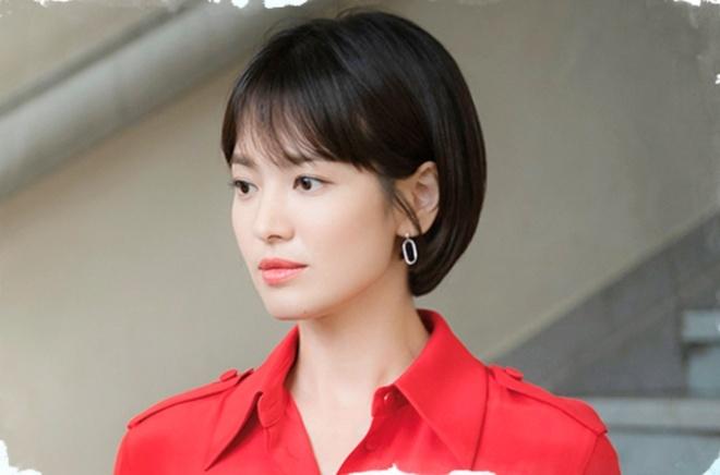 Bao Anh binh chon my nhan dep nhat xu Han, Song Hye Kyo dung dau hinh anh 3