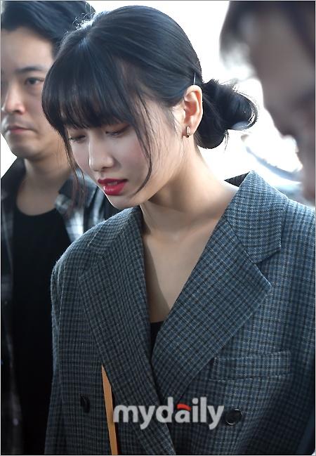 sao Kpop o san bay anh 12