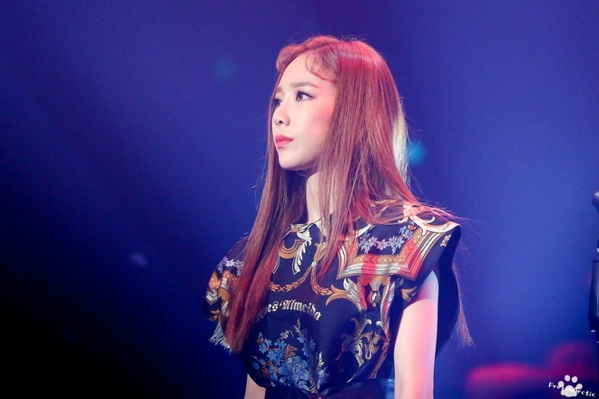 Tae Yeon the hien nhac phim 'Frozen 2' hinh anh 1