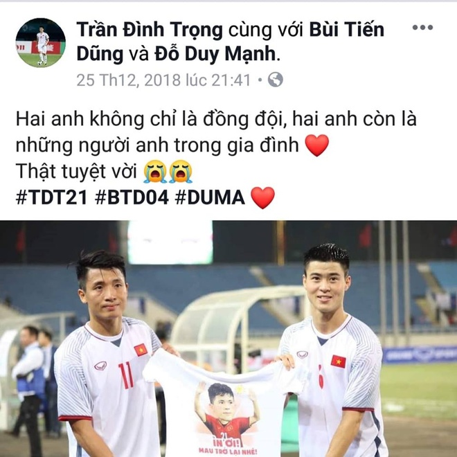 Trung ve Tien Dung tri an cac dong doi anh 2
