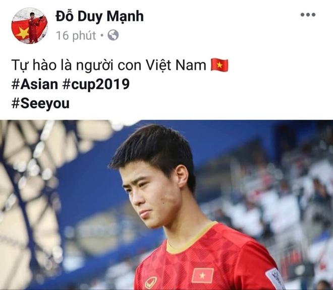 Tinh than tuyen Viet Nam sau tran tu ket Asian Cup anh 4