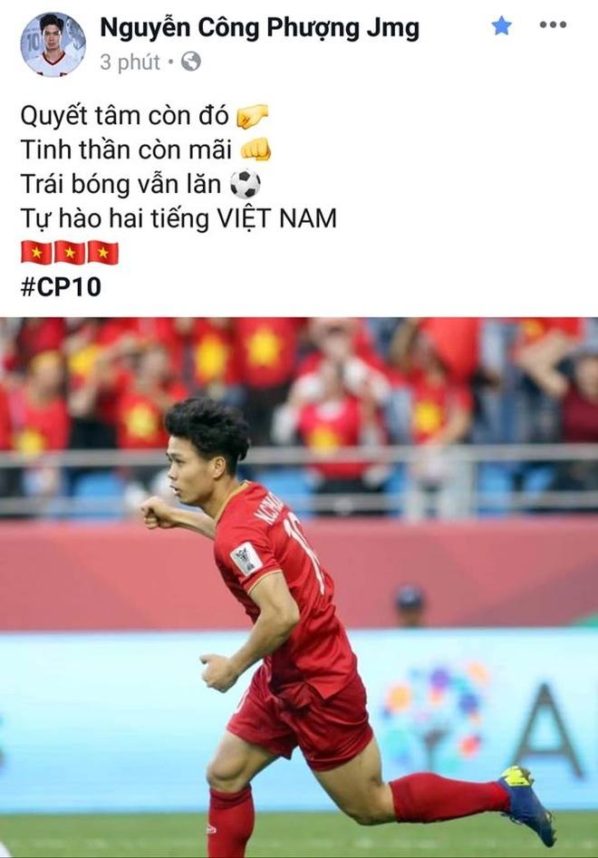 Tinh than tuyen Viet Nam sau tran tu ket Asian Cup anh 3