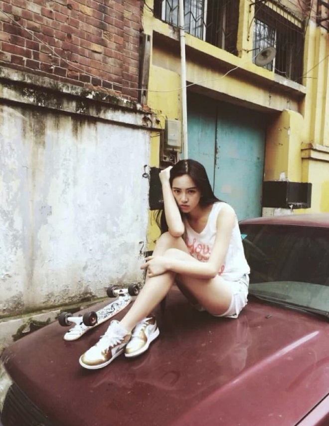 4 hot girl sinh nam 1995 noi tieng trong gioi tre chau A hinh anh 13