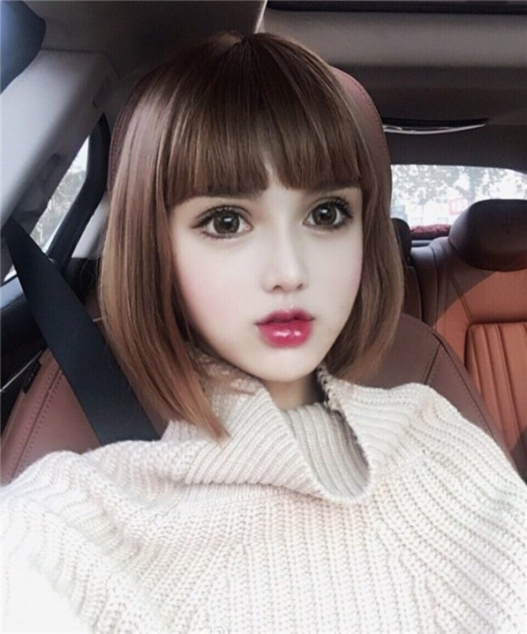 4 hot girl sinh nam 1995 noi tieng trong gioi tre chau A hinh anh 8
