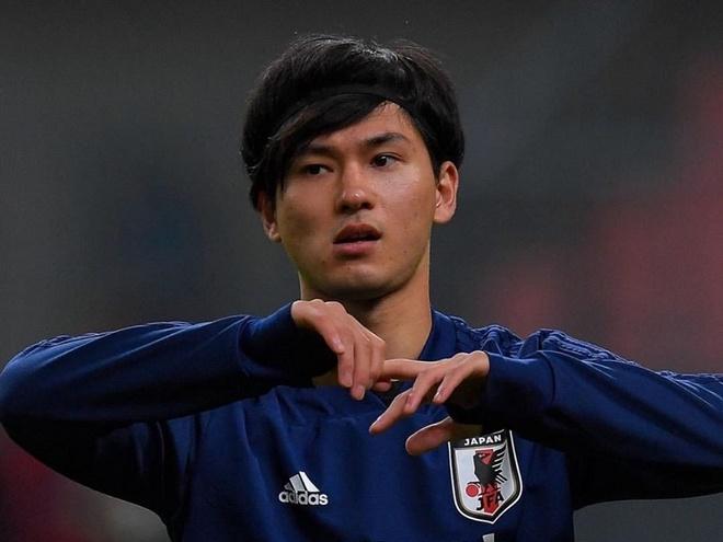 Ngôi sao Takumi Minamino không góp mặt ở Copa America 2019 sau mùa giải thi đấu mệt mỏi cùng CLB RB Salzburg. Ảnh: AFC.