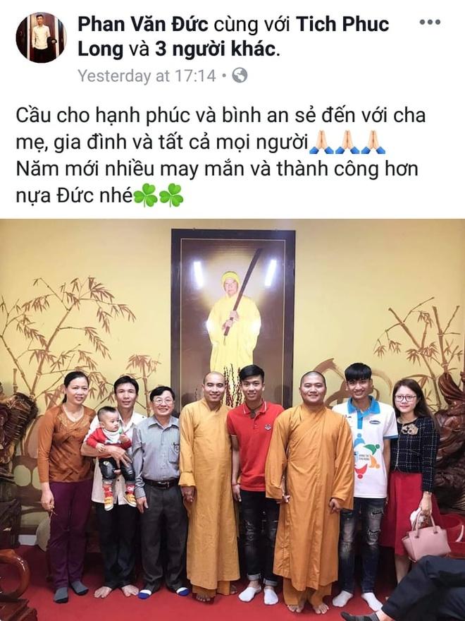 Duy Manh du xuan ben ban gai, Lam Tay sang Thai tap luyen dung dip Tet hinh anh 7