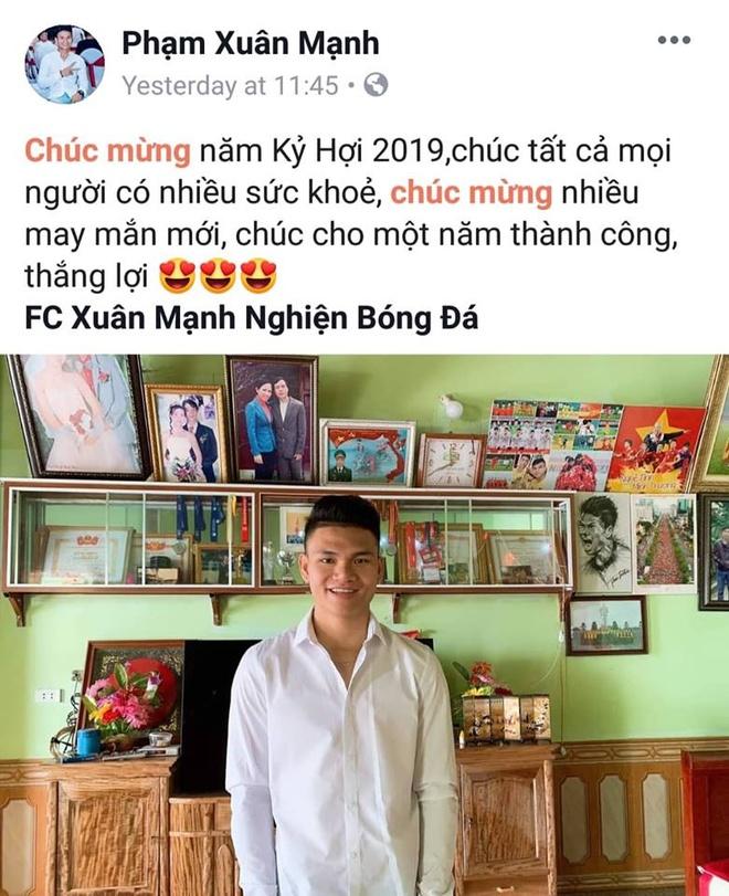 Duy Manh du xuan ben ban gai, Lam Tay sang Thai tap luyen dung dip Tet hinh anh 9