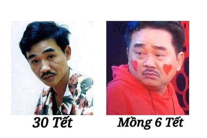 Anh che hau qua phu phang sau mot mua Tet 'tha phanh bat chap' hinh anh 8