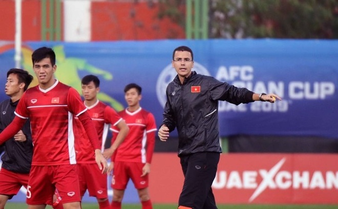Tro ly cu ong Park la doi thu cua U22 Viet Nam o SEA Games hinh anh 2