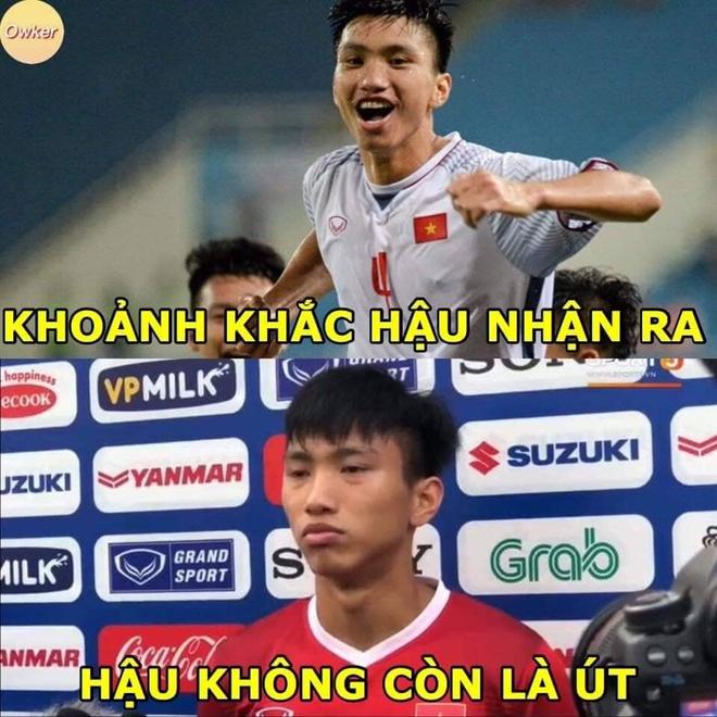 Dan mang che anh Doan Van Hau khong con la em ut o U23 Viet Nam hinh anh 1