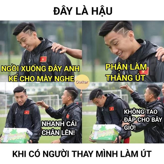 Dan mang che anh Doan Van Hau khong con la em ut o U23 Viet Nam hinh anh 10